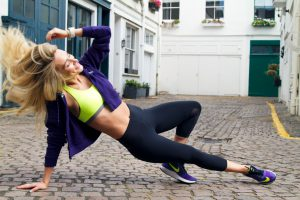 Maeve Madden Side Plank